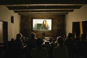 Magical Movie night at Gelukkie